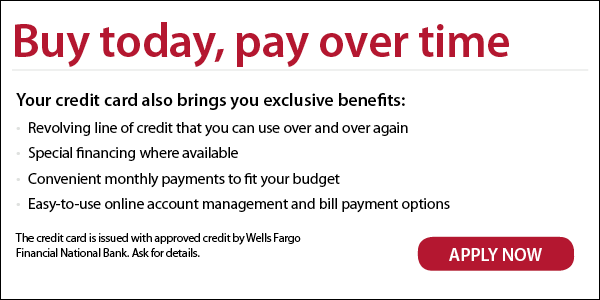 Already Have A Wells Fargo Jewelry Advantage Credit Card Pay Your Bill Here